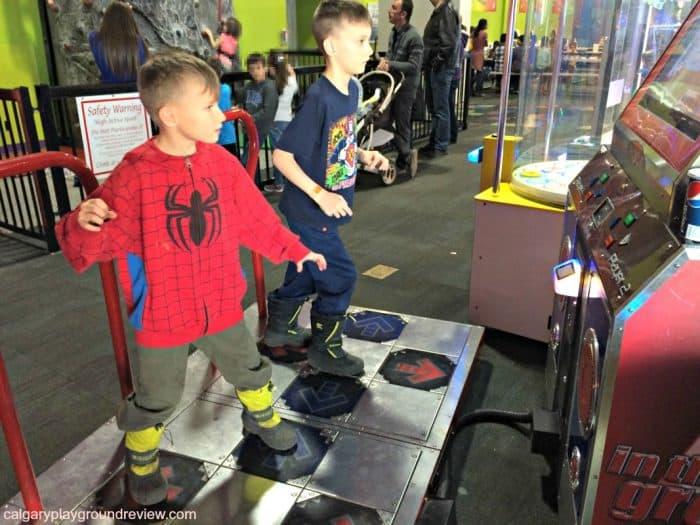 Shakers Fun Centre