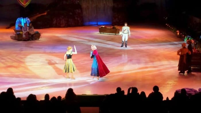 Disney On Ice Dare To Dream Is Coming To Calgary
