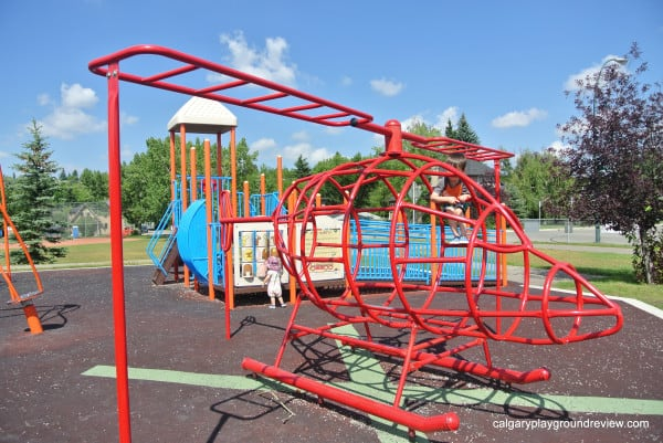 Helicopter Park Playground