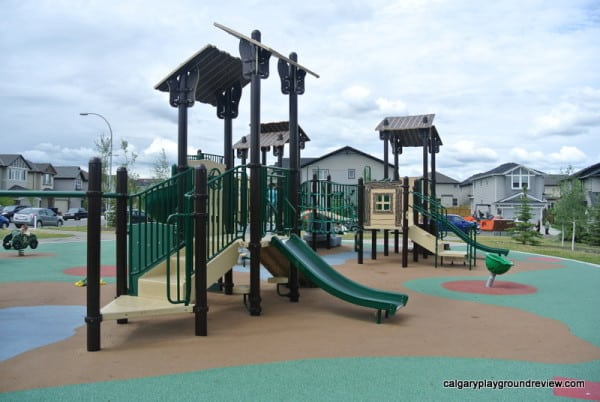 New Brighton Treehouse Playground