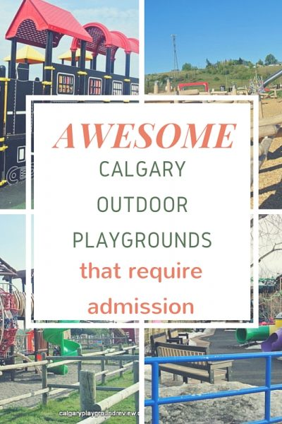 Awesome Playgrounds in Calgary that Require Admission