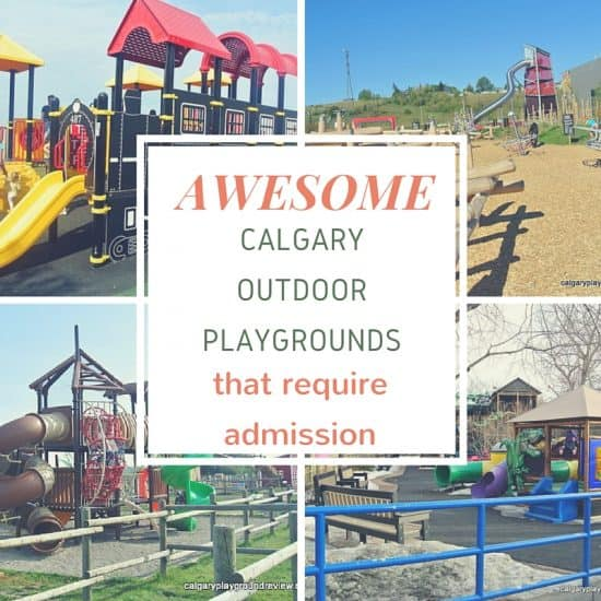 Calgary Playgrounds That Require Admission