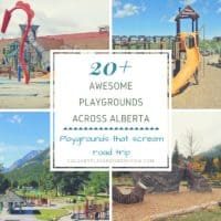 Awesome Alberta Playground
