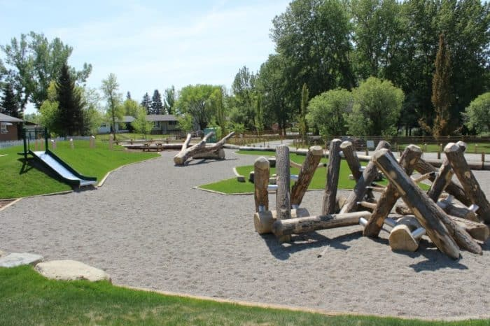Birchwood Park Natural Playground