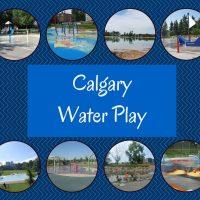 Calgary Water Play - 2016