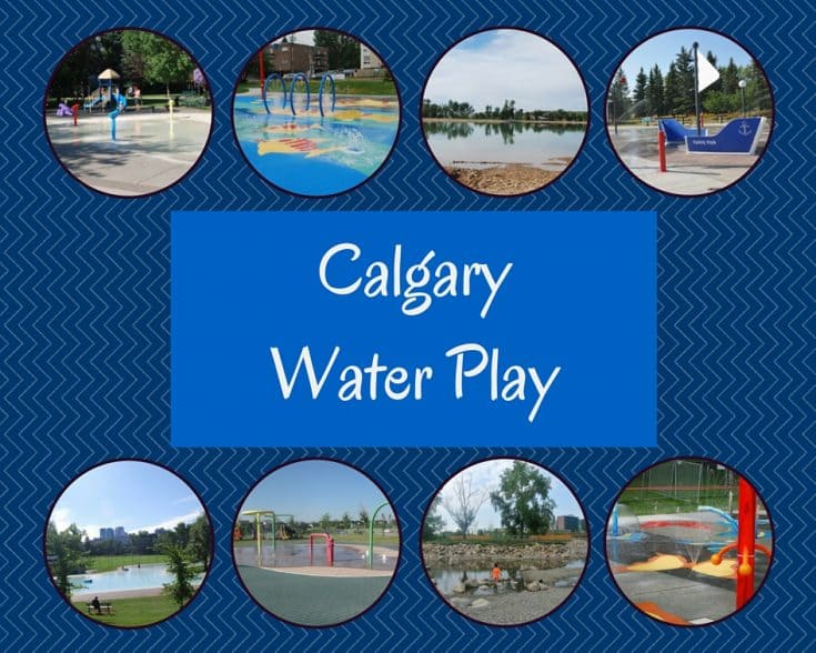 Calgary Water Fun - Spray Parks, Wading Pools and More