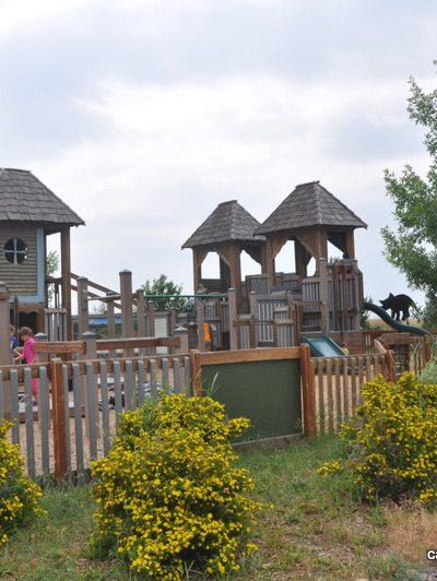 Bozeman Dinosaur Playground – Bozeman, MT