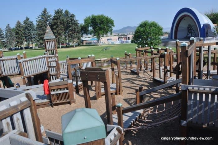 Memorial Park Playground – Helena, MT