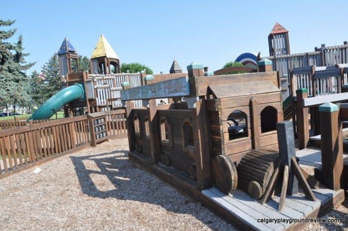 Memorial Park Playground, Helena MT