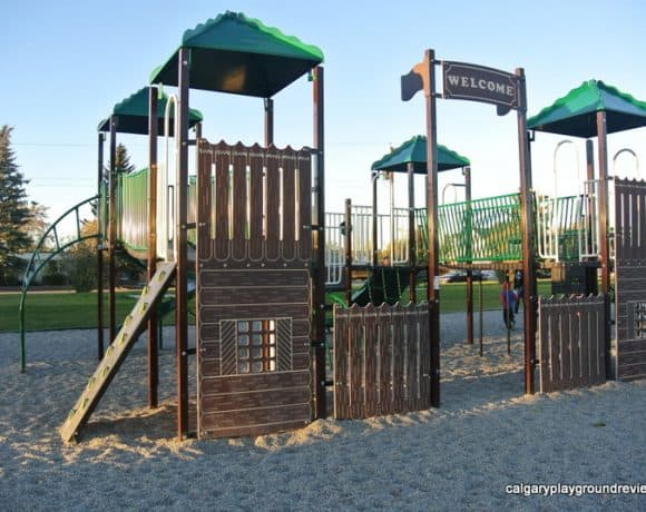 Fort Macleod Playground and Spray Park
