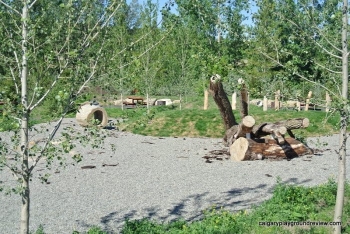 Riverfront Park Natural Playground – Cochrane