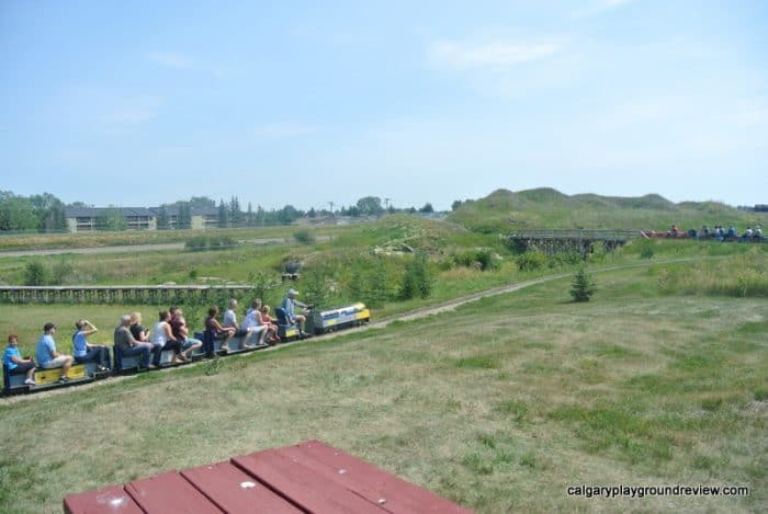 Iron Horse Park – Miniature Ride on Trains – Airdrie