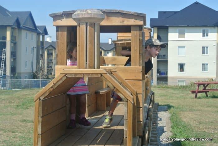 Iron Horse Park - Miniature Train Rides - Airdrie