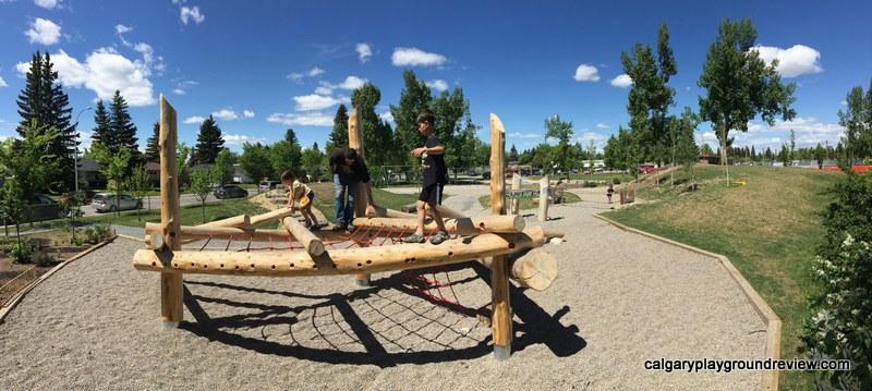 Haysboro Natural Playground Calgaryplaygroundreview Com