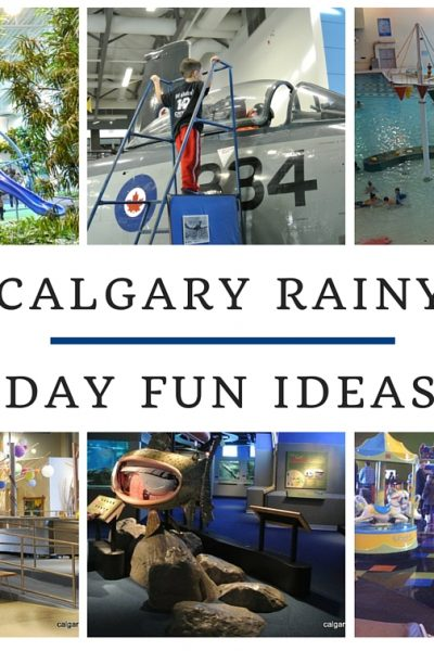 Things to Do On a Rainy Day in Calgary