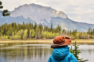 Middle Lake, Bow Valley Provincial Park