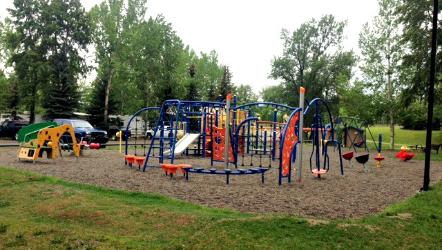 Sheep River Playground
