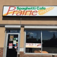 Spaghetti Cafe Prairie - Eating Out With Kids in Calgary