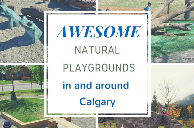 awesome natural playgrounds near Calgary