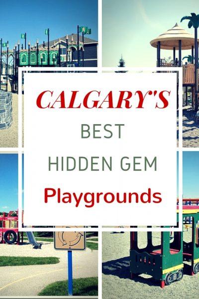 Hidden Gems – Calgary's Best Lesser Known Playgrounds