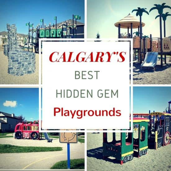 Hidden Gems – Calgary's Best Lesser Known Playgrounds