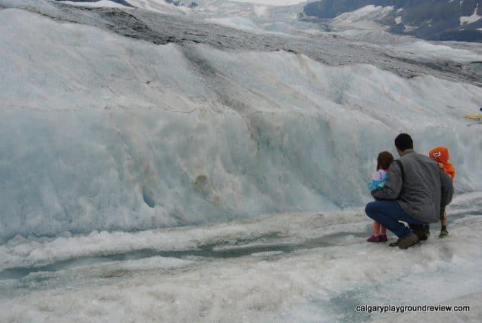 Columbia Ice Fields Jasper