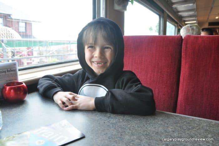 Aspen Crossing Train Excursions
