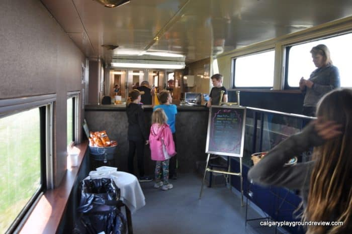 Aspen Crossing Train Excursions