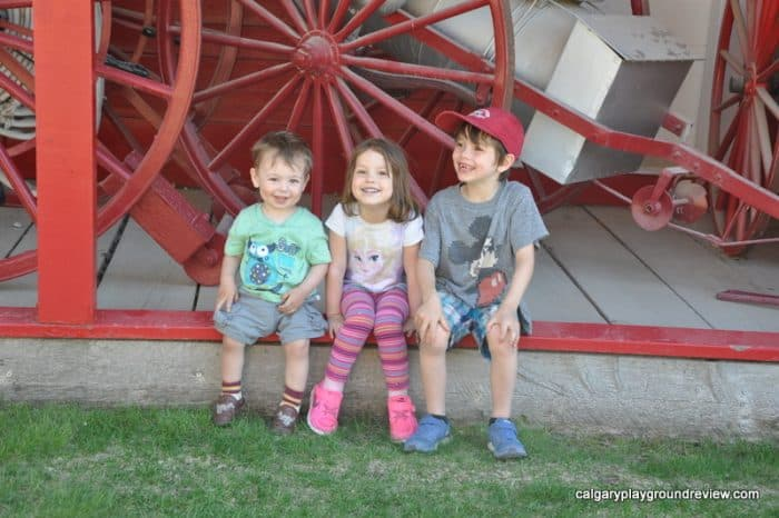 Calgary Staycation - Heritage Park