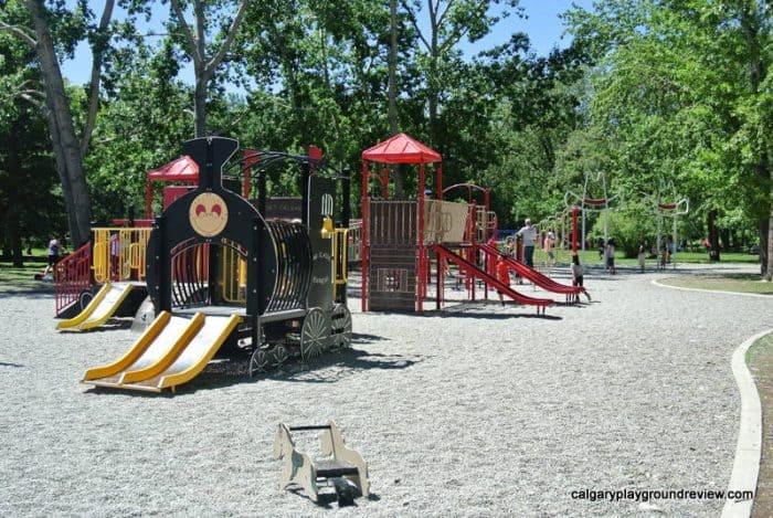 Calgary Staycation - Prince's Island Park