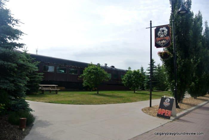 High River - Alberta Staycation