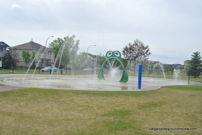 High River Spray Park