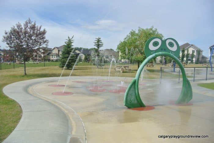 High River Spray Park