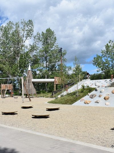 St. Patrick's Island Park Playground