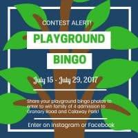 playground bingo 2017