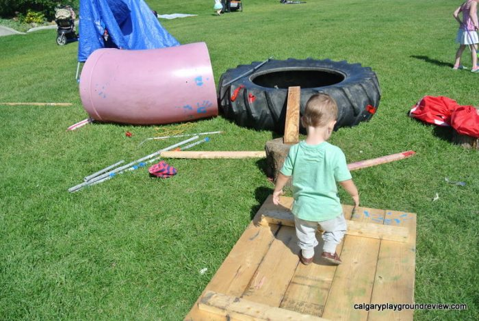 Mobile Adventure Playground - Calgary