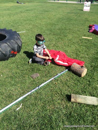 Mobile Adventure Playground - Calgary