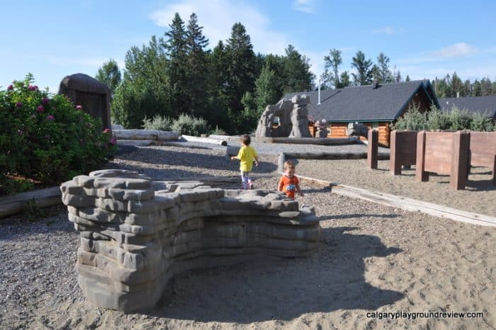 Spruce Grove Natural Playground