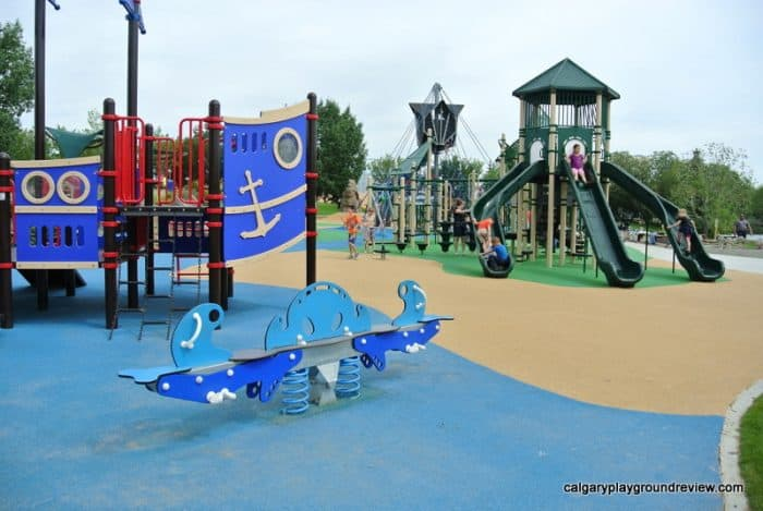 Broadmoor Lake Park Playground