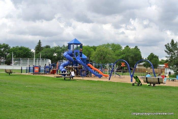 Brentwood School Playground - Awesome Edmonton Playgrounds - South of the River