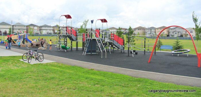 Brintnell Park Playground