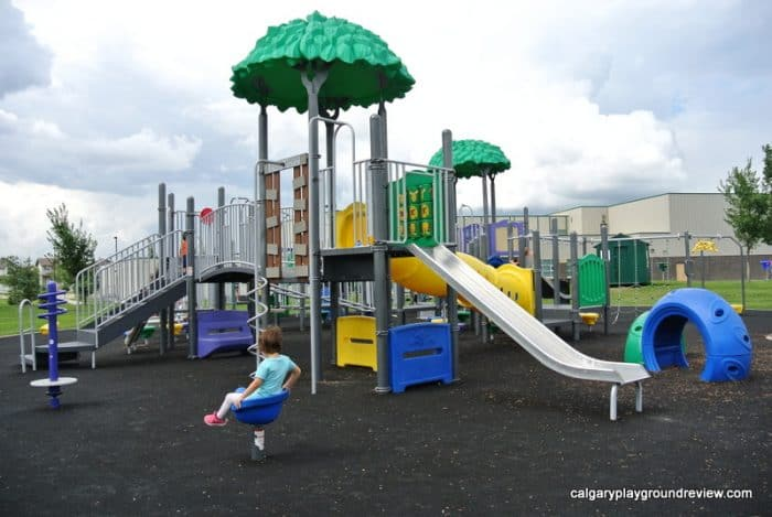 Florence Hallock School Playground