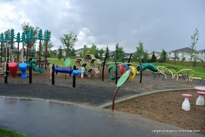 Elizabeth Finch School Playground