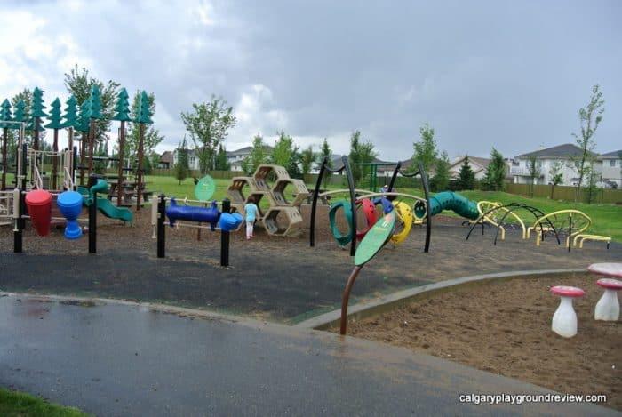Elizabeth Finch School Playground