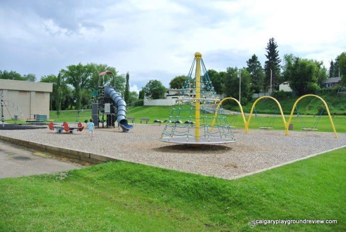 Father Jan School Playground