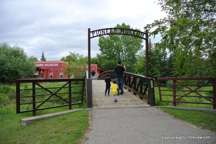 Grande Prairie Museum and Heritage Village