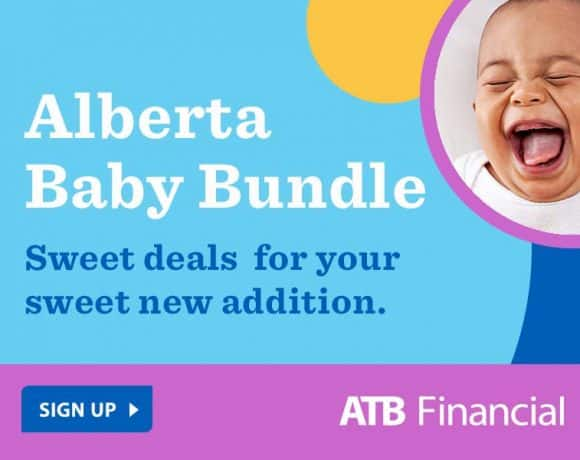 Alberta Baby Bundle from ATB Financial
