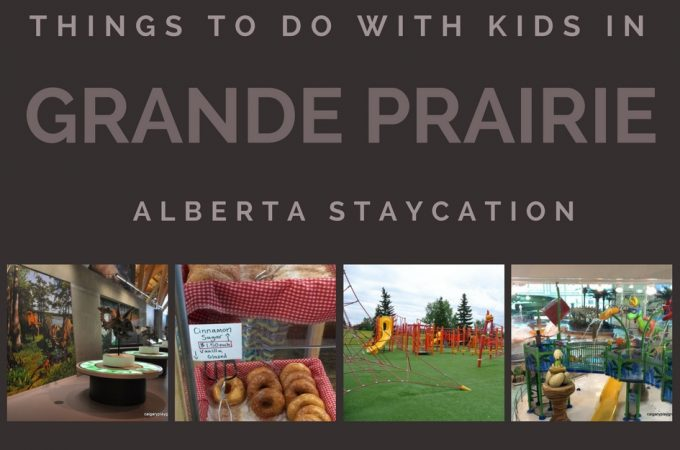 Things to do with Kids in Grande Prairie