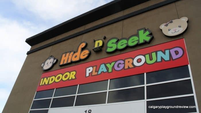 Hide N Seek - Calgary