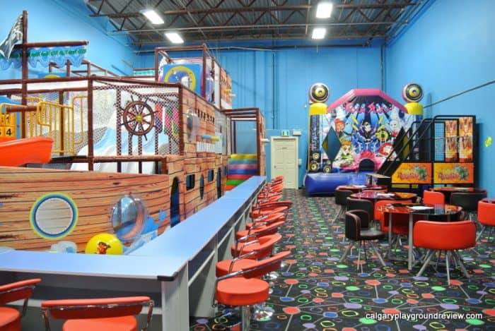 Calgary S Indoor Playgrounds 2018
